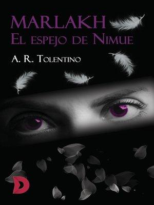 cover image of Marlakh. El espejo de Nimue