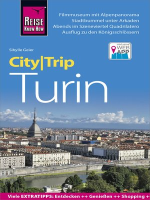 cover image of Reise Know-How CityTrip Turin