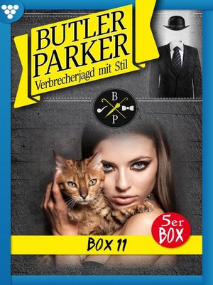 cover image of Butler Parker Box 11 – Kriminalroman