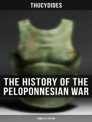 cover image of The History of the Peloponnesian War (Complete Edition)