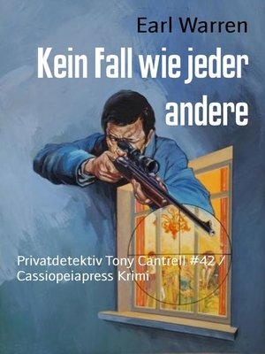 cover image of Kein Fall wie jeder andere
