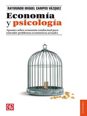 cover image of Economía y psicología