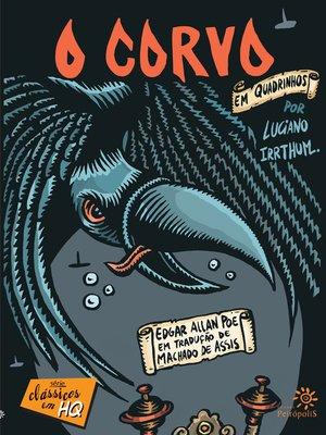 cover image of O corvo em quadrinhos