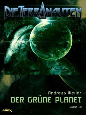 cover image of DIE TERRANAUTEN, Band 41