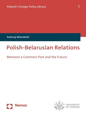 cover image of Polish-Belarusian Relations