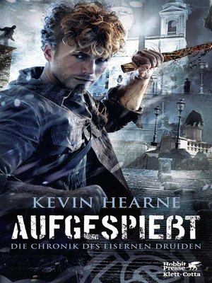 cover image of Aufgespießt