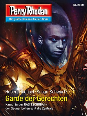 cover image of Perry Rhodan 2888