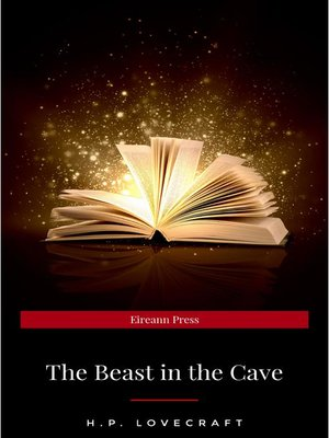 cover image of The Beast in the Cave