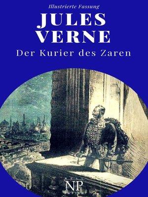 cover image of Michael Strogoff--Der Kurier des Zaren