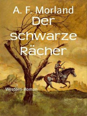 cover image of Der schwarze Rächer