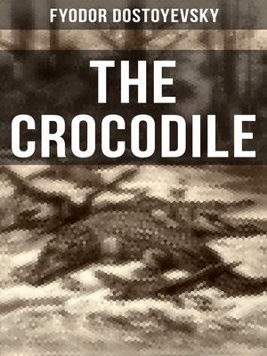 cover image of THE CROCODILE