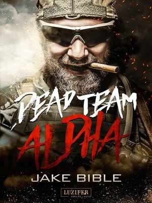 cover image of DEAD TEAM ALPHA
