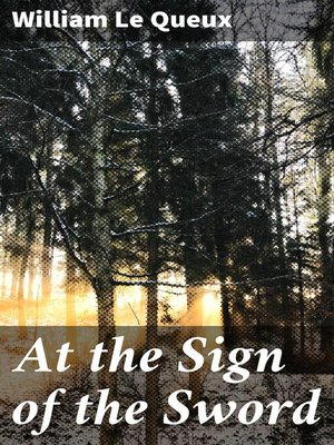 cover image of At the Sign of the Sword
