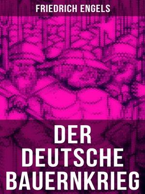 cover image of Der deutsche Bauernkrieg