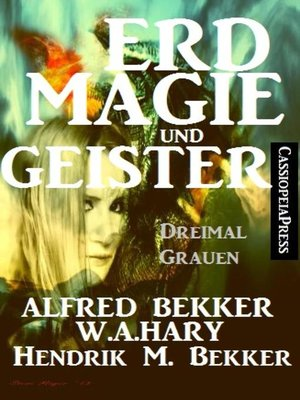 cover image of Erdmagie und Geister