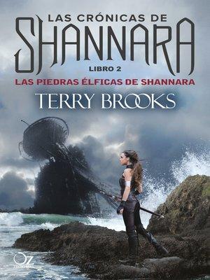 cover image of Las piedras élficas de Shannara