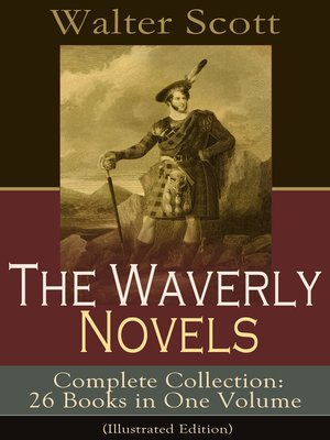 cover image of The Waverly Novels--Complete Collection
