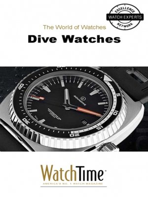 cover image of Dive Watches