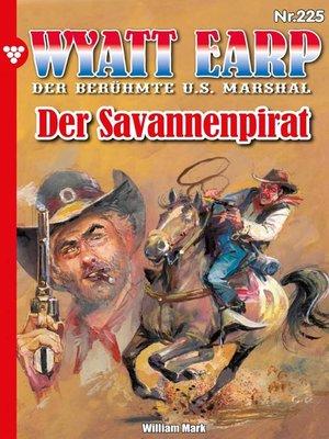 cover image of Wyatt Earp 225 – Western