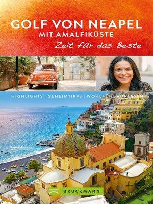 cover image of Bruckmann Reiseführer Golf von Neapel und Amalfiküste