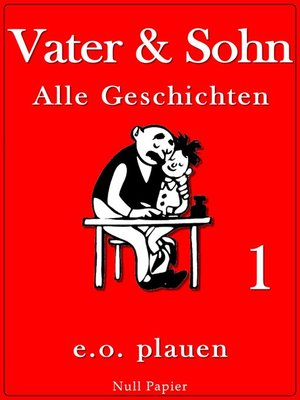 cover image of Vater & Sohn – Band 1