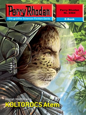 cover image of Perry Rhodan 2484