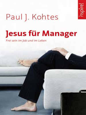 cover image of Jesus für Manager