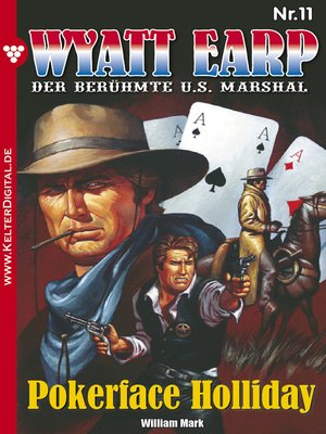cover image of Wyatt Earp 11 – Western