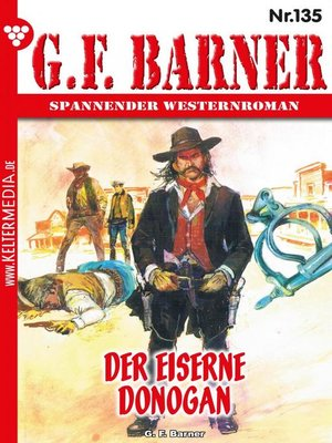 cover image of G.F. Barner 135 – Western