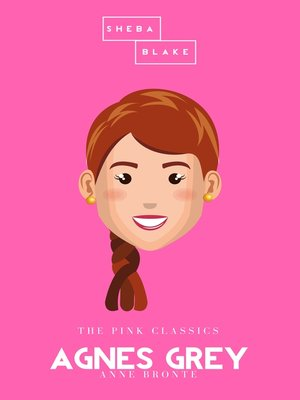 cover image of Agnes Grey / the Pink Classics