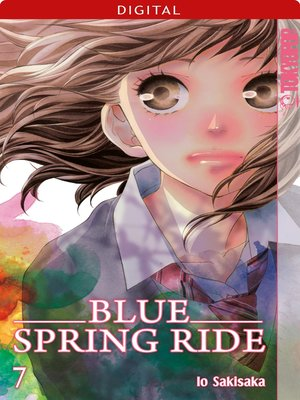 cover image of Blue Spring Ride 07