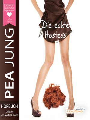 cover image of Die echte Hostess