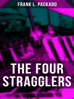 cover image of THE FOUR STRAGGLERS