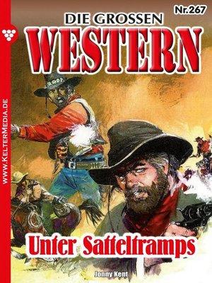 cover image of Die großen Western 267
