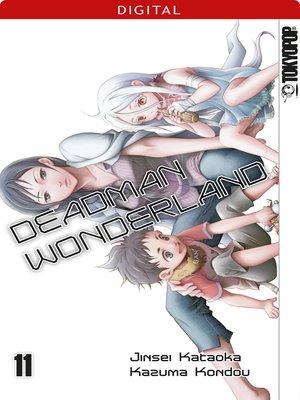 cover image of Deadman Wonderland 11