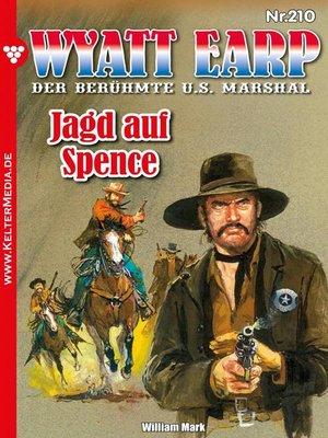 cover image of Wyatt Earp 210 – Western