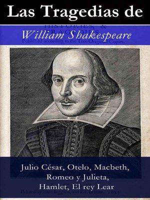 cover image of Las Tragedias de William Shakespeare