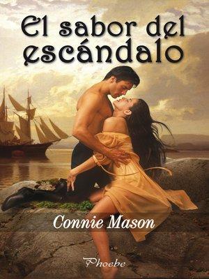 cover image of El sabor del escándalo