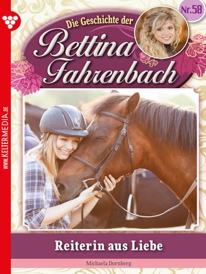 cover image of Bettina Fahrenbach 58 – Liebesroman