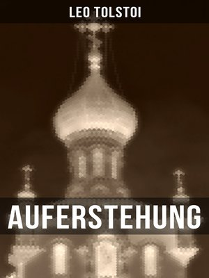 cover image of Auferstehung