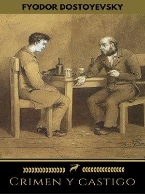 cover image of Crimen y castigo (Golden Deer Classics)