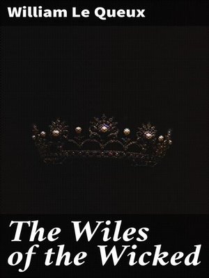 cover image of The Wiles of the Wicked