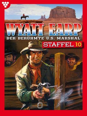 cover image of Wyatt Earp Staffel 10 – Western