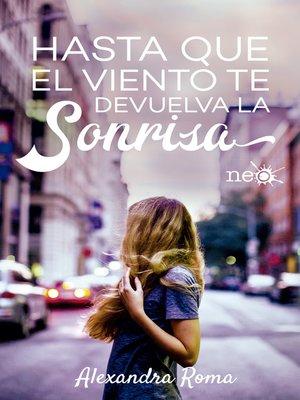 cover image of Hasta que el viento te devuelva la sonrisa