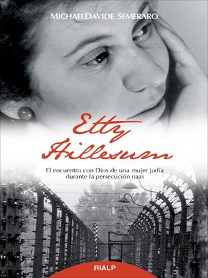 cover image of Etty Hillesum