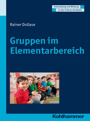 cover image of Gruppen im Elementarbereich