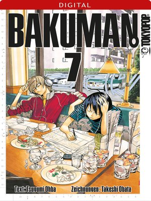cover image of Bakuman. 07