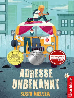 cover image of Adresse unbekannt