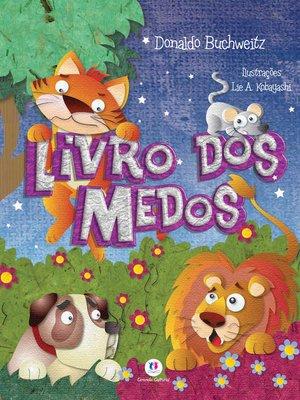 cover image of Livro dos medos