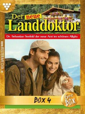 cover image of Der neue Landdoktor Jubiläumsbox 4 – Arztroman